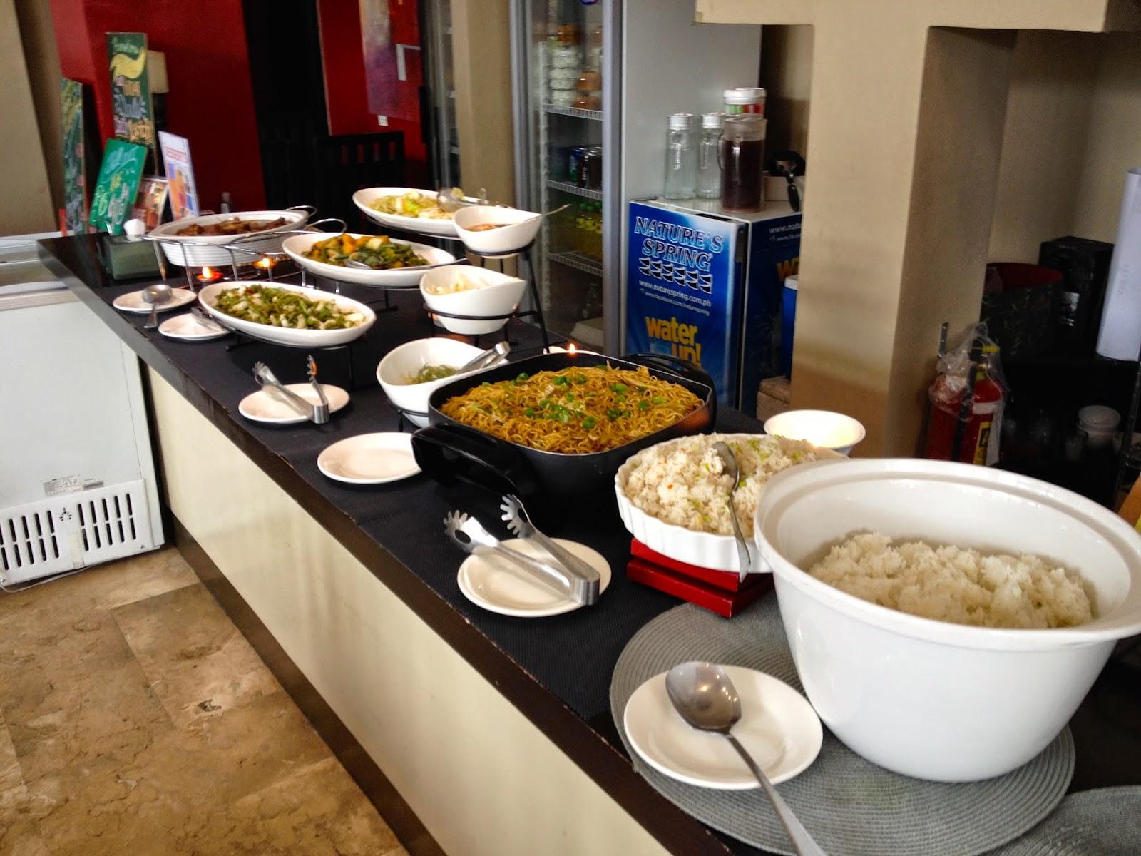 affordable buffet in Cebu
