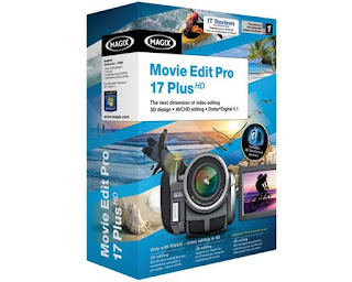 Magix Movie Edit Pro 17 Plus Full Version with Patch