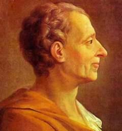 Frases do Filosofo Montesquieu