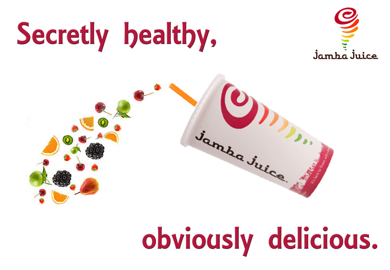 Secret Menu at Jamba Juice