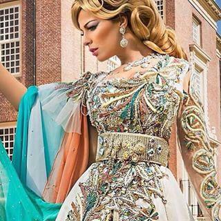 Caftan Moderne Sari, Caftan Royal 2016 Paradise, Best Of Kaftans