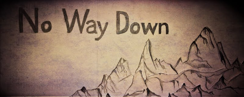 NO WAY DOWN