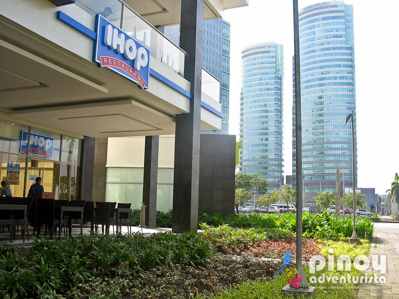 Where To Eat In Alabang Ihop Restaurant In Filinvest City Alabang Pinoy Adventurista Top
