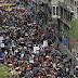 Èxit de la mobilització del #28A: milers de manifestants contra els pressupostos de les retallades