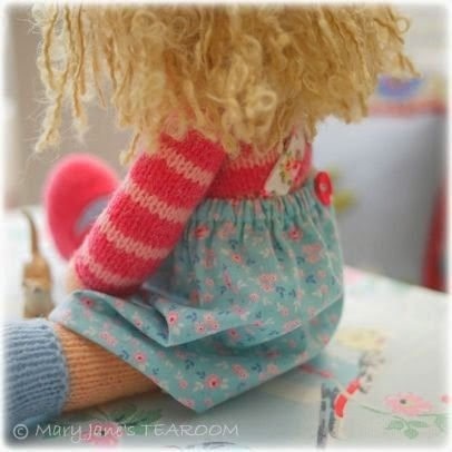 Mary Janes Tearoom Free Patterns Projects