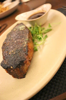 Spencer's Orlando, Hilton Orlando, Orlando, Orlando restaurants, Hilton, Shad Bookout, steak, dry-aged steak