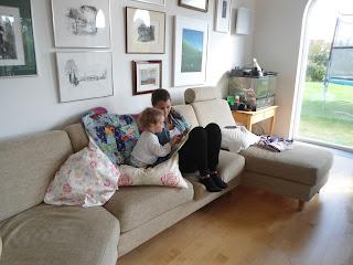 Mein jahr in schweden das neue sofa for Schwedensofa