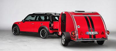 Modification BMW Mini For Camper
