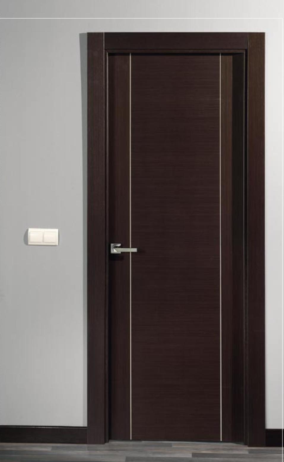 puertas de ba o minimalistas