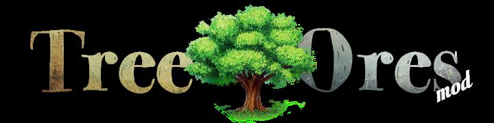 TreeOres Mod para Minecraft 1.8