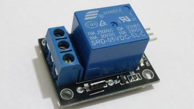 Arduino relé