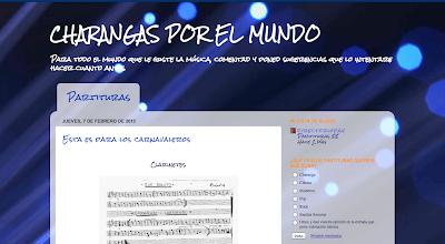 Charangas por el Mundo blog musical