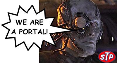 We are portal!
