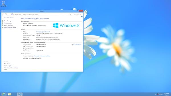 windows 8 español