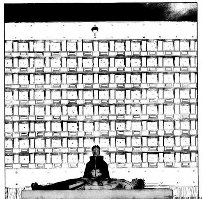 Madara Uchiha, Uchiha archive, Danzo dead