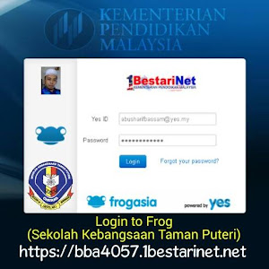 Log Masuk 1BestariNet BBA4057