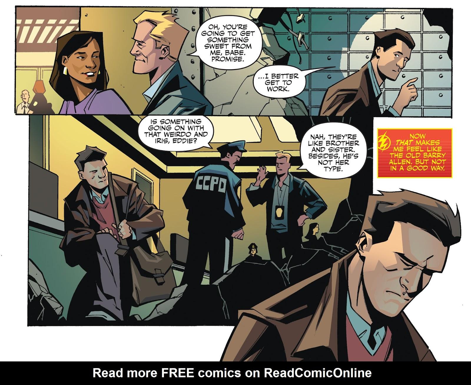 The Flash: Season Zero [I] Issue #2 #2 - English 10