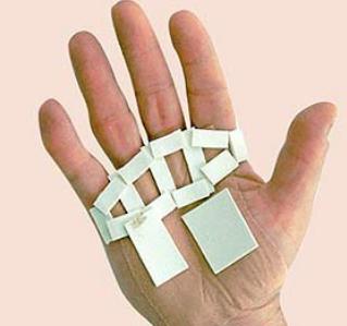 pilota valenciana preparaci n de la mano. Black Bedroom Furniture Sets. Home Design Ideas
