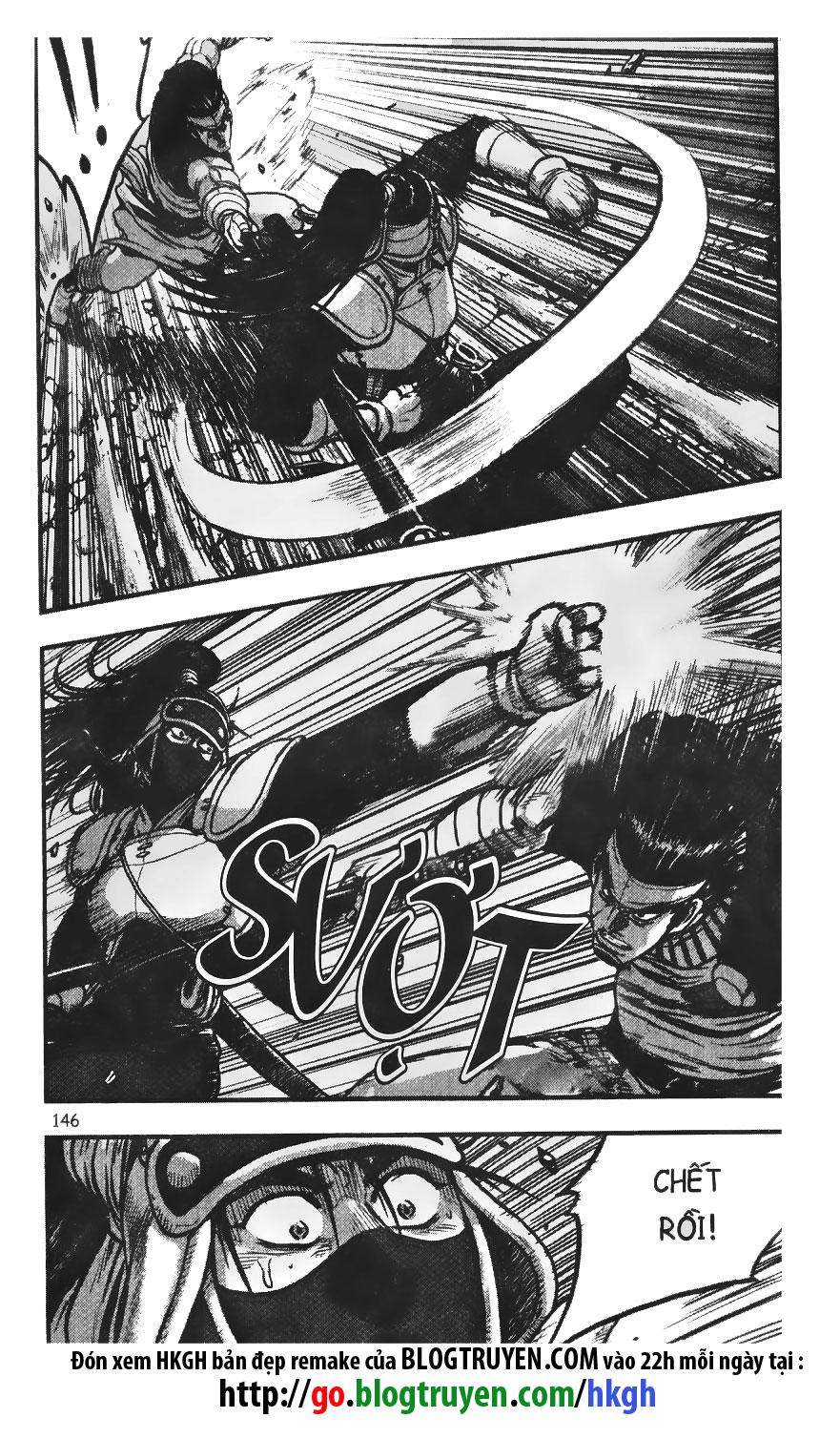 Hiệp Khách Giang Hồ - Hiệp Khách Giang Hồ Chap 370 - Pic 26