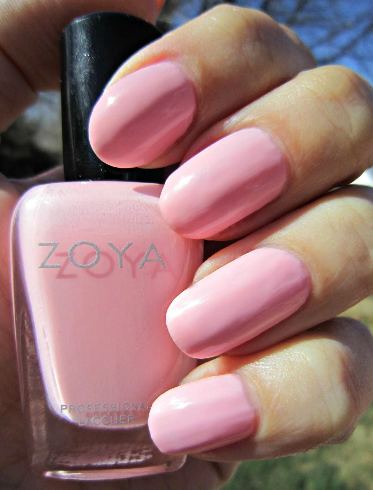 Zoya Dot is from their Awaken collection for Spring 2014  Zoya Dot