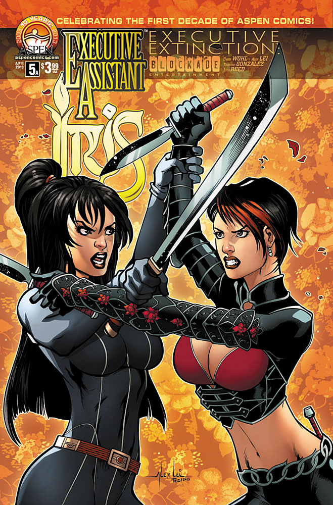 Solicitations: Aspen Comics April 2013