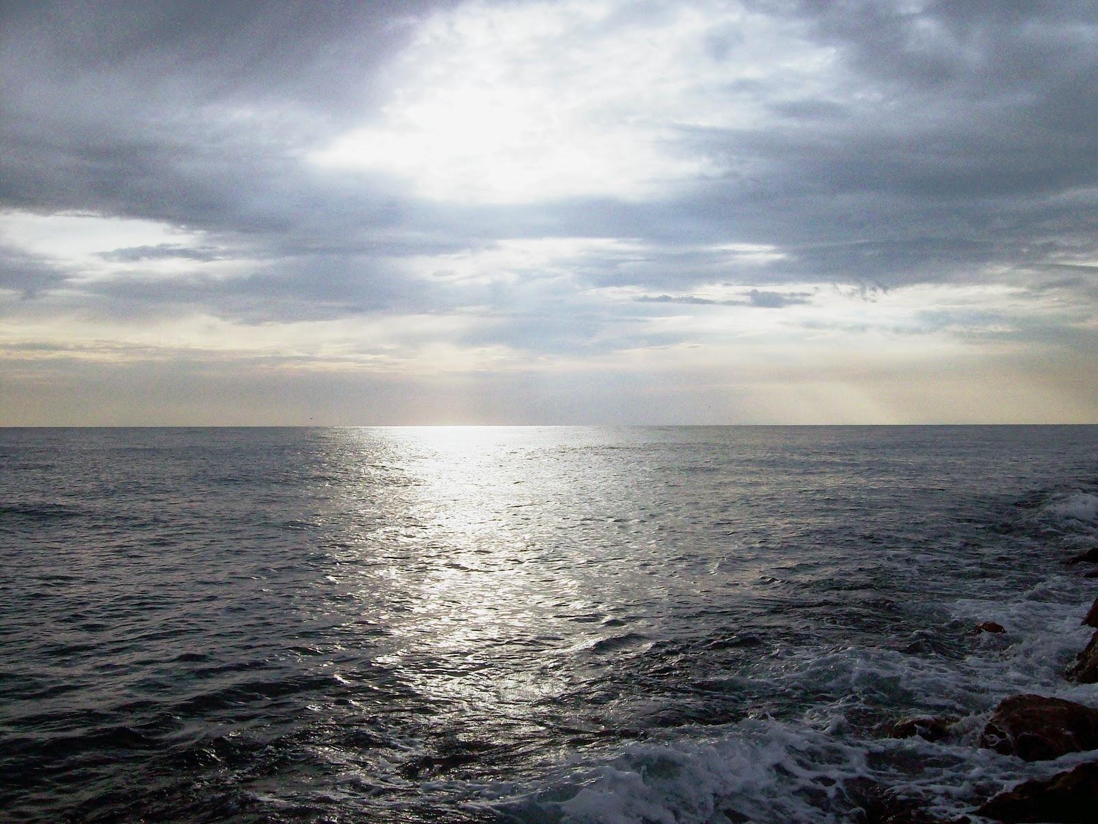 Spinning Memories: Un po' di mare finalmente