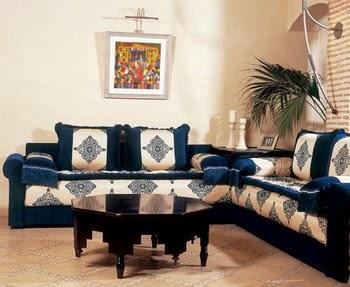 Salons du maroc et d coration orientale le choix d 39 un for Salon du maroc