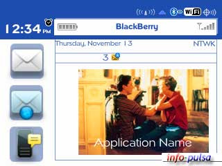 Facebook - BlackBerry Theme