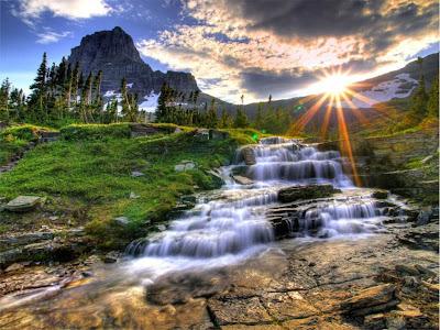 Glacier National Park, Montana, EUA