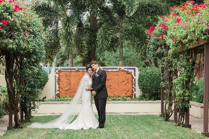 south florida rustic wedding
