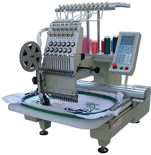 Manufacturing Machine Embroidery Machines For Sale