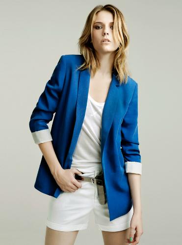 blazer Zara 2011