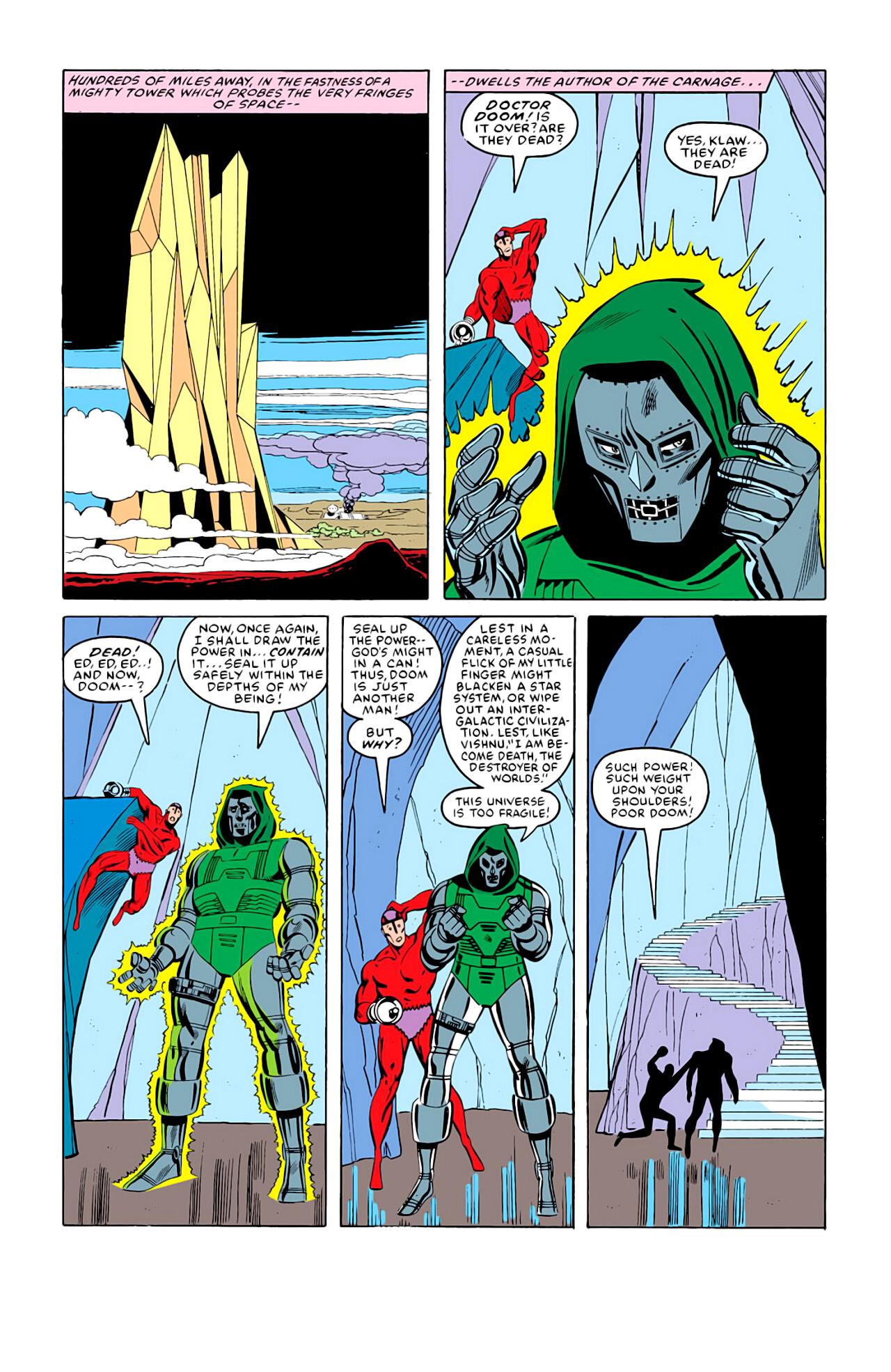 Captain America (1968) Issue #292m #220 - English 4