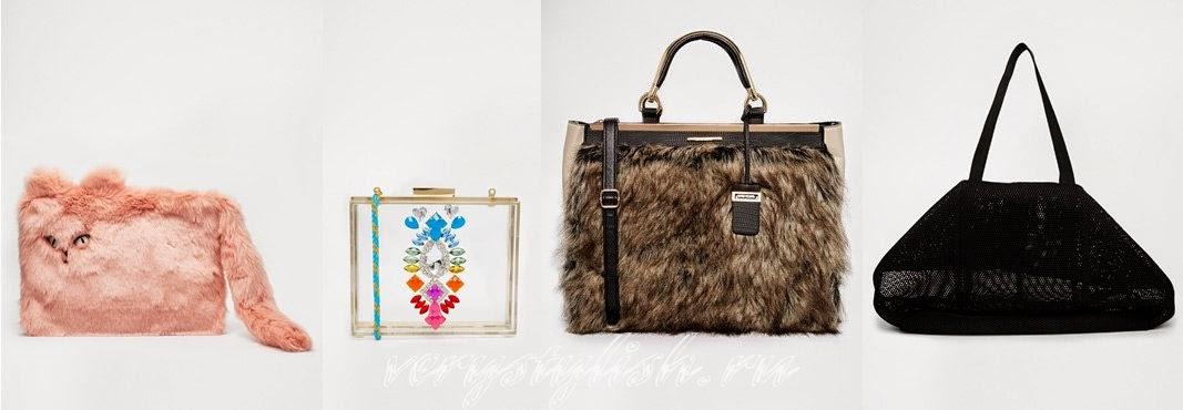 Spring Summer 2015 Women's Bags Materials Trends