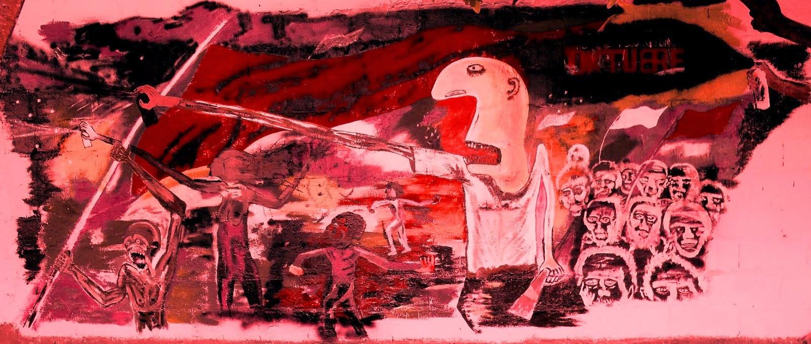 Artes muralismo
