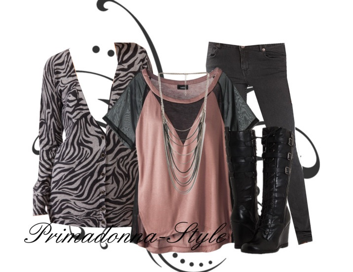 fca7e0f185b Primadonna Style  Ode to Ursela  How to Wear Military Boots