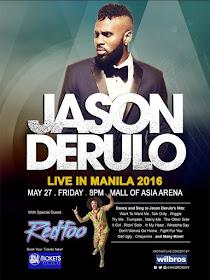 Jason Derulo x Redfoo Live in Manila