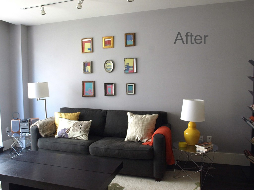 Hello Hue: inspire me monday:: gray couches