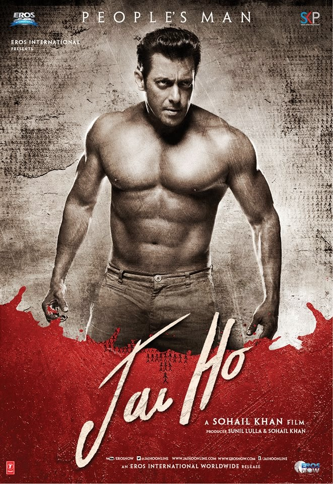 Jai Ho (2014) Hindi Full Movie Watch Online *BluRay*