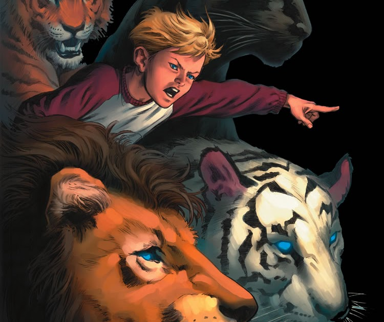 Avatar 4 2024: El Cubil De La Bestia: Lions, Tigers And Bears