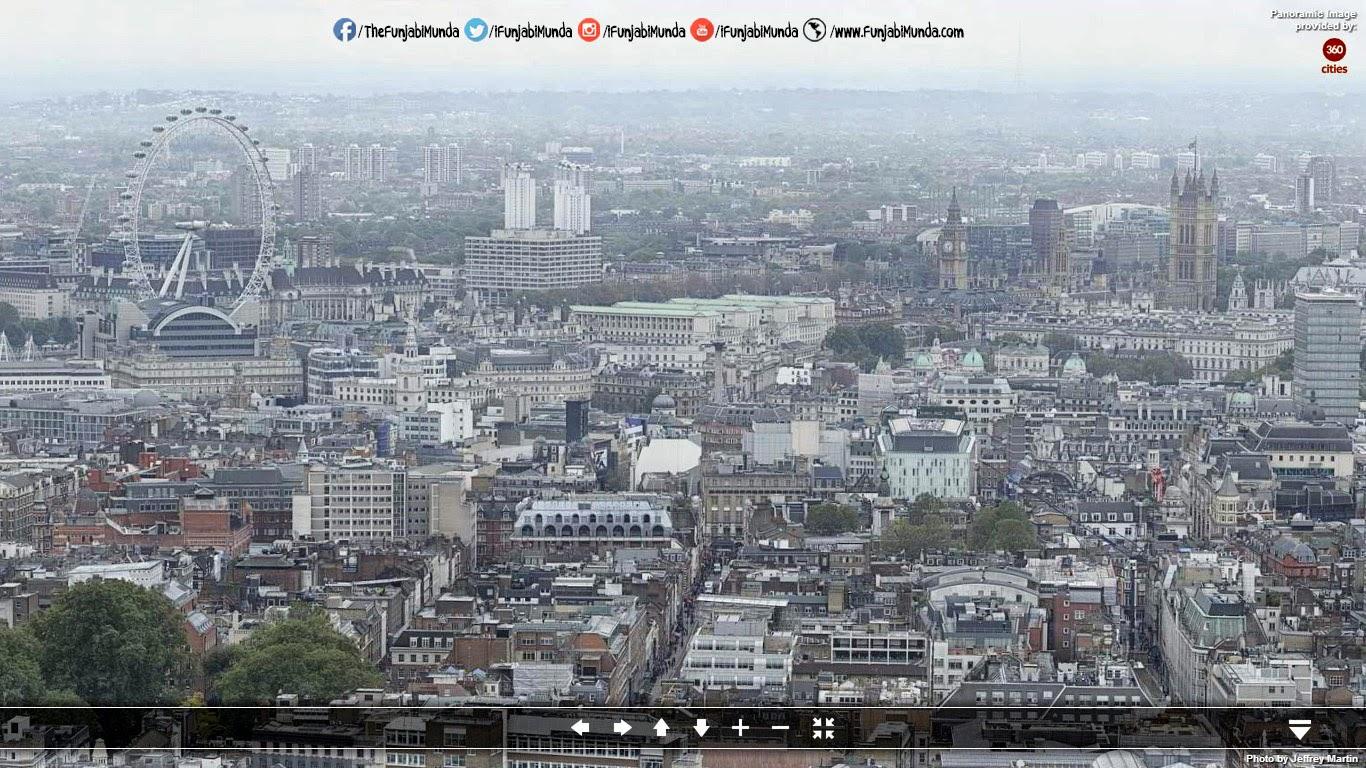 London 320 gigapixel panorama photo BT Tower - Wikipedia