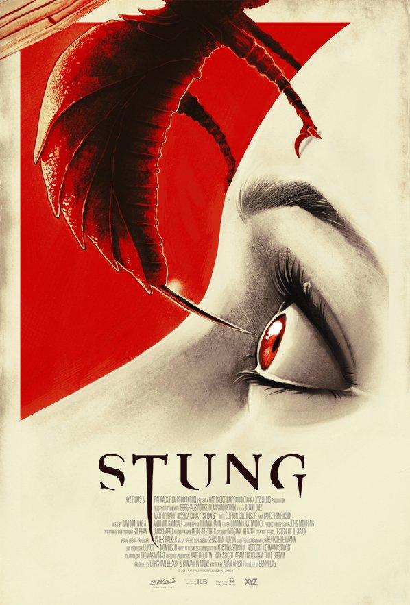 Stung – Legendado (2015)