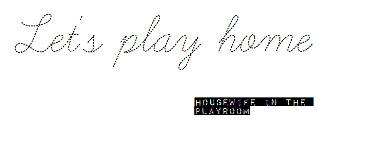 Let's play home.