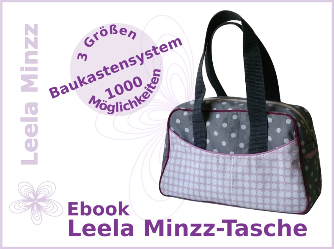 Ebook Leela Minzz-Tasche