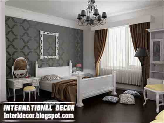 Classic Bedroom Decorations 2013