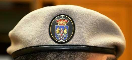 Fuerzas Armadas de España Boina%2Bciberdefensa