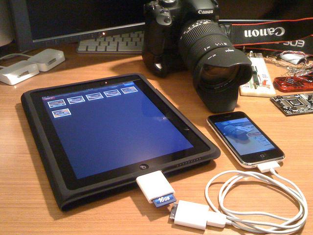 IPhones, IPads, IPods