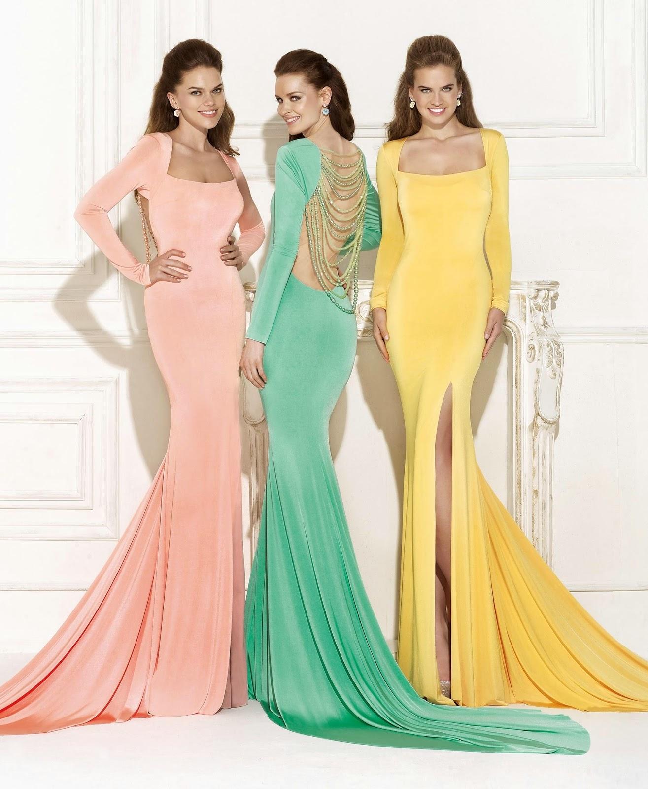 Especial de Vestidos de Noche para fiestas