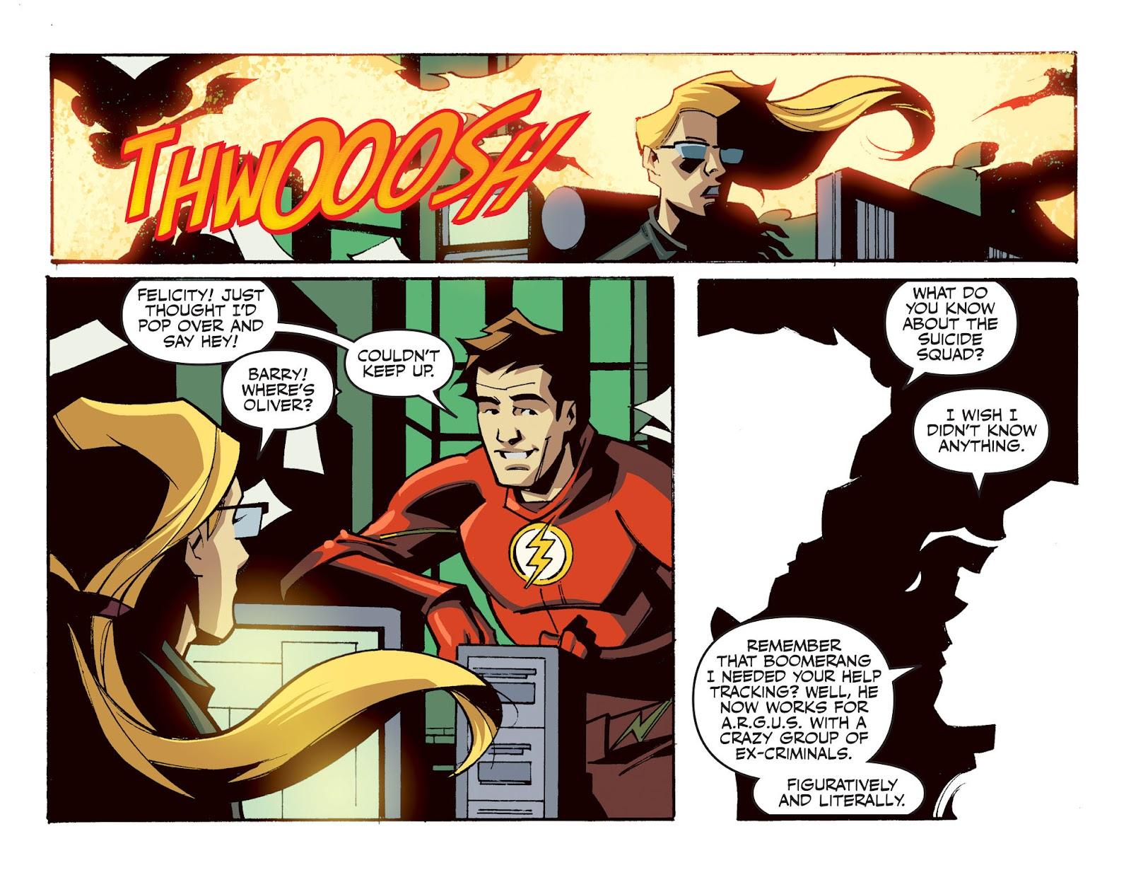 The Flash: Season Zero [I] Issue #15 #15 - English 17