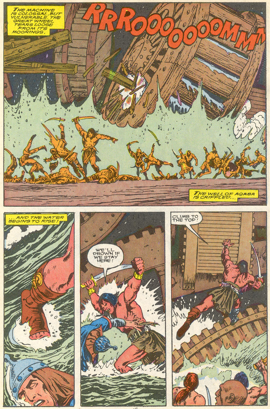 Conan the Barbarian (1970) Issue #215 #227 - English 12